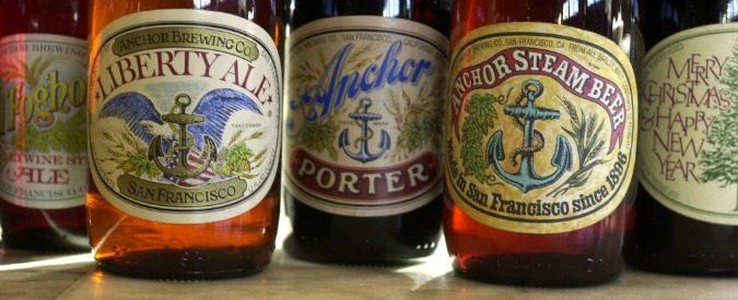 La birra artigianale e il rischio che l'industria se la scoli. Il caso Anchor