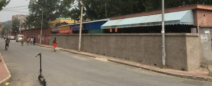 Cronache pechinesi, il muro