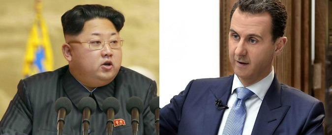 """Siria, Onu: """"Due spedizioni dalla Corea del Nord all'agenzia siriana di armi chimiche"""""""