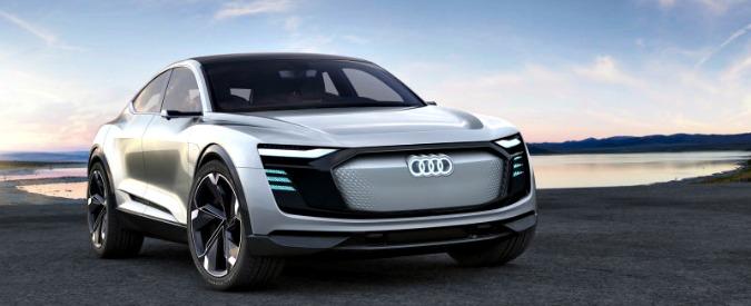 Audi, le elettriche di domani prenderanno l'energia dal sole. Grazie al tetto