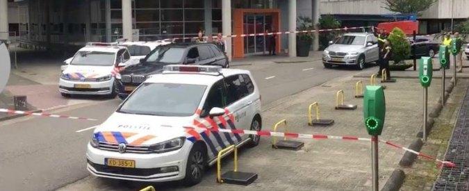 Olanda, uomo prende in ostaggio donna in una stazione radio: arrestato