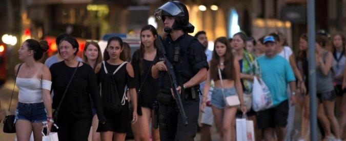 Blog | Attentato a Barcellona, mattanza sulla Rambla: la mappa del terrore s'allarga e sfiora l'Italia - Il Fatto Quotidiano