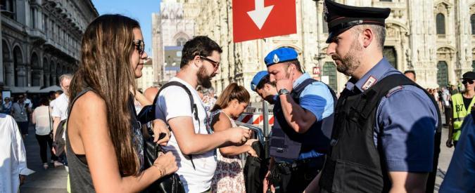Le barriere anti-terrorismo non si possono evitare? Che almeno siano reversibili