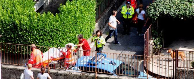 """Bergamo, 23enne uccide il patrigno a coltellate durante la lite: """"Lo rimproverava perché non cercava lavoro"""""""