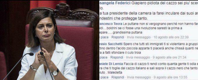 Laura Boldrini, odiata perché donna senza padrini politici e portavoce dei deboli