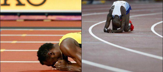 Mondiali Londra 2017: Usain Bolt e Mo Farah, stelle comete dell'atletica