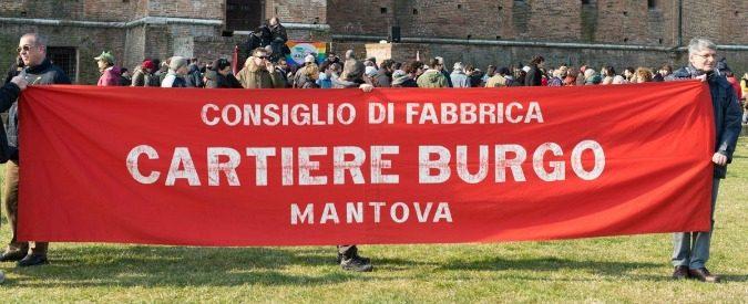Ex cartiera Burgo di Mantova, si faccia chiarezza sulle emissioni