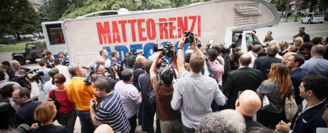 Rignano, inchiesta sul fallimento di coop che lavorava con i Renzi: indagato l'autista del camper del segretario Pd