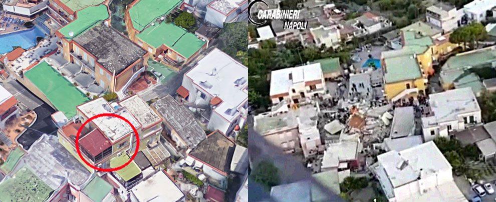 Terremoto a Ischia: 2 donne morte. Salvo bimbo di 7 mesi, i ...