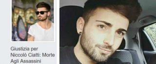 """Lloret de Mar, genitori di Ciatti contro la pagina Facebook 'Morte agli assassini di Niccolò': """"Non fate donazioni"""""""