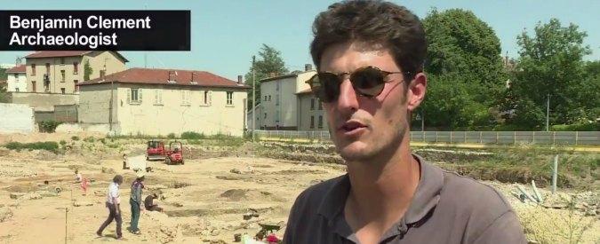 """Francia, scoperta mini-Pompei vicino a Lione: """"E' il ritrovamento più straordinario degli ultimi 50 anni"""""""