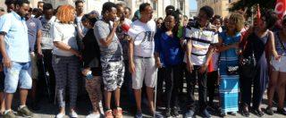 """Roma, rifugiati di via Curtatone respingono le accuse di racket: """"Bugie, mai pagato nulla. Ricevute? Ci pagavamo le pulizie"""""""