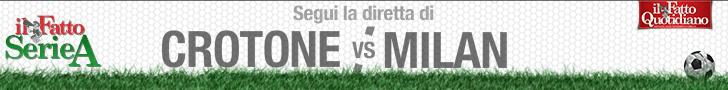 CROTONE-MILAN