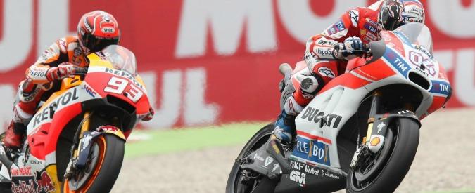 MotoGp Austria: Dovizioso trionfa davanti a Marquez dopo un testa a testa da urlo
