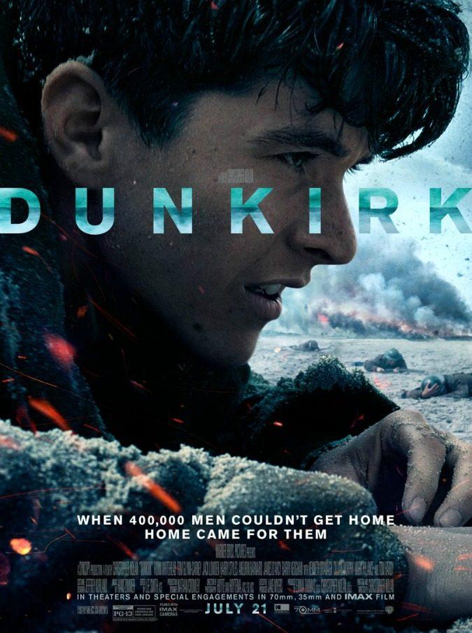 Dunkirk, il mago Christopher Nolan firma il suo ennesimo capolavoro 'cerebrale'