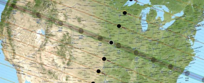 Eclissi totale del Sole, il 21 agosto il disco nero incanterà gli Usa: come seguire l'evento astronomico dell'anno