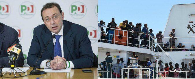 Migranti, Stefano Esposito e lo 'sterminismo' della politica nostrana