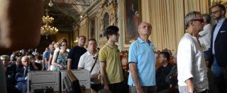 Strage Bologna, in municipio parla il ministro Galletti. I familiari delle vittime lasciano l'aula