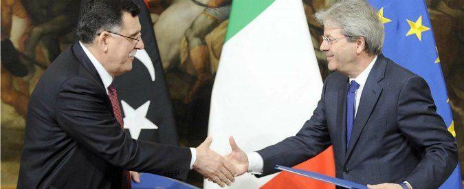 Intervento italiano in Libia, rischi e opportunità