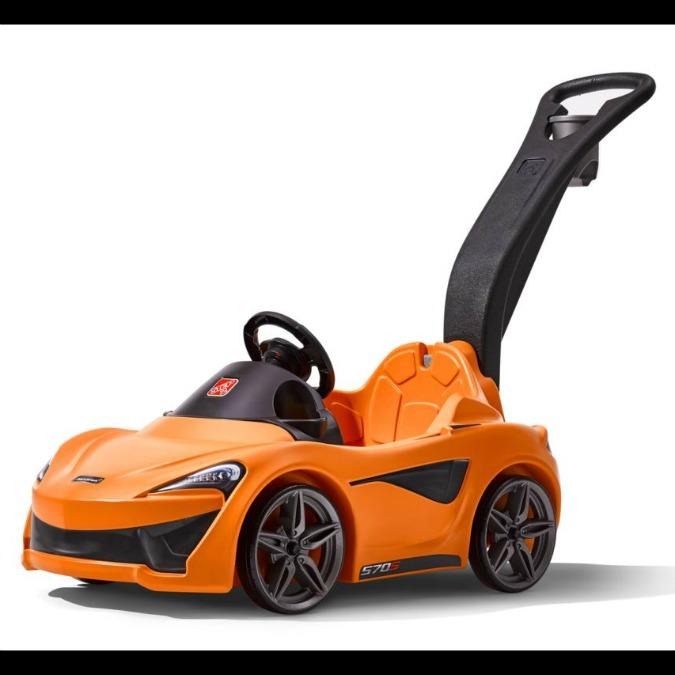 McLaren 570S Push Sports, la supercar tutta da giocare – FOTO