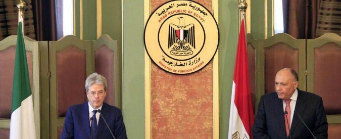 Giulio Regeni, rimandare l'ambasciatore in Egitto è un gesto inaccettabile