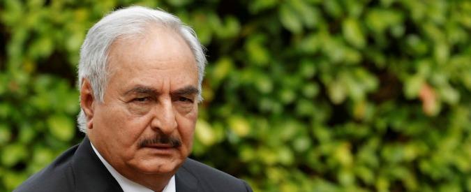 Libia, la guerra di Khalifa Haftar per conquistare il consenso: Arabia Saudita ed Egitto dietro l'offensiva sul web