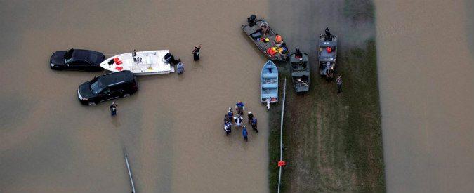 Harvey: dopo il Texas, un disastro climatico può arrivare anche in Italia?