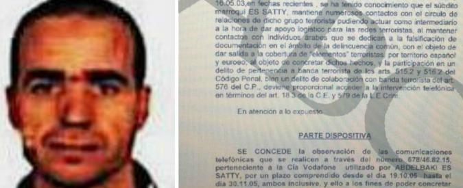 Attentato Barcellona, l'imam Abdelbaki Es Satty intercettato nel 2005: la polizia sospettava che fosse legato ad Al Qaeda