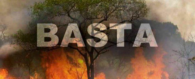 Sicilia, va in fiamme un sistema che per funzionare ha bisogno di incendi