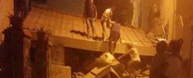 """Terremoto a Ischia: feriti e dispersi a Casamicciola. Vicesindaco: """"Crolli in edifici, temiamo gente sotto"""""""