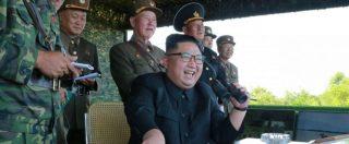 """Corea del Nord, Kim Jong-un: """"Missile che ha sorvolato il Giappone è solo preludio. Ora l'obiettivo è Guam"""""""