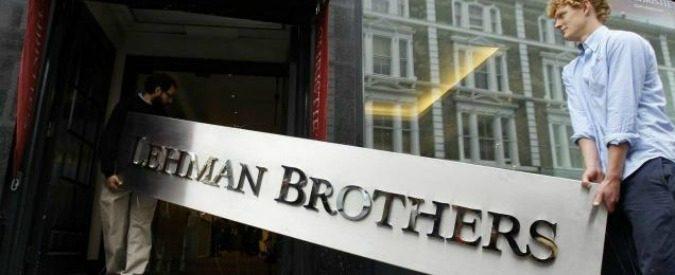 Lehman Brothers, 10 anni fa il fallimento. Tutte le menzogne che i nostri manager ci costrinsero a dire