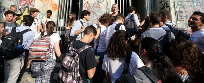 'La peggior scuola', superiori in quattro anni in nome della velocità che (non) ci chiede l'Europa