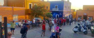 Migranti, rientra l'emergenza a Linosa: trasferite le 92 persone sbarcate sull'isola