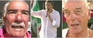 """Alla festa dell'Unità di Livorno poca gente e ideali confusi: """"Migranti? Mandiamoli a zappare la terra"""". """"Tornino a casa loro"""""""
