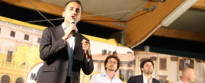 """Sgomberi Roma, Di Maio: """"Mi chiamano fascista, ma non giustifico le violenze. Né di chi manifesta né della polizia"""""""
