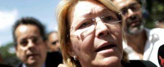 Venezuela: chi è Luisa Ortega Diaz, la pm chavista e anti Maduro rimossa dalla Costituente