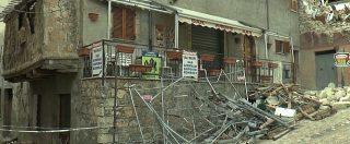 """Sisma centro Italia, il tempo si è fermato: smaltito il 10% delle macerie. """"Usate misure ordinarie per disastro epocale"""""""