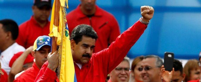 Venezuela, elogio di Maduro e del patriottismo anti-Usa