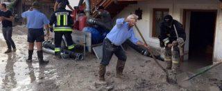 Maltempo al Nord, afa al Sud: Italia divisa in due. Frane e strade interrotte in Alto Adige, incendi dal Lazio alla Sicilia
