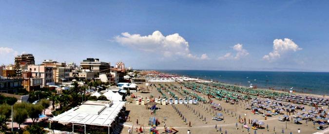 Matrimonio Spiaggia Margherita Di Savoia : Puglia vandalizzata per la terza volta in un mese