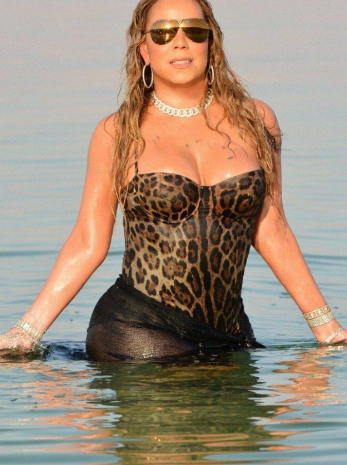 Mariah Carey sesso videomamma ricattata per il video di sesso