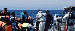 """Migranti, piano del Viminale: """"Navi delle missioni Ue al posto di quelle delle ong"""". Fico: """"Logica dei respingimenti aberrante"""""""