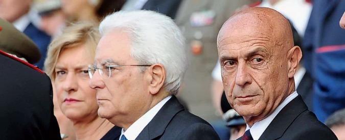 """Marcinelle, Mattarella: """"Ricordare italiani morti in Belgio e pensare a migranti che cercano opportunità"""". Salvini: """"Vergogna"""""""