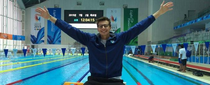 Nuoto, Mattia Dall'Aglio morto a 24 anni. Si stava allenando in palestra