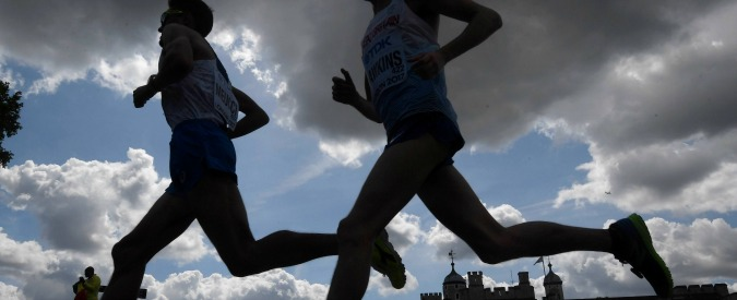 Mondiale di atletica, la maratona al kenyano Kirui. Meucci quinto. Tra le donne vince la Chelimo: è il primo oro del Bahrain