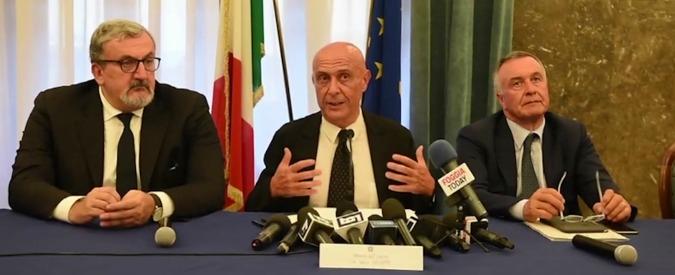 """Foggia, la """"risposta durissima"""" alla mafia sono 192 agenti in più. Ma ne mancavano 181. Sinistra italiana: """"Bluff"""""""
