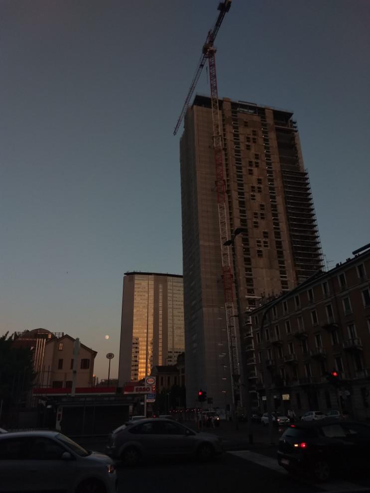 Milano – Torre Galfa e Grattacielo Pirelli