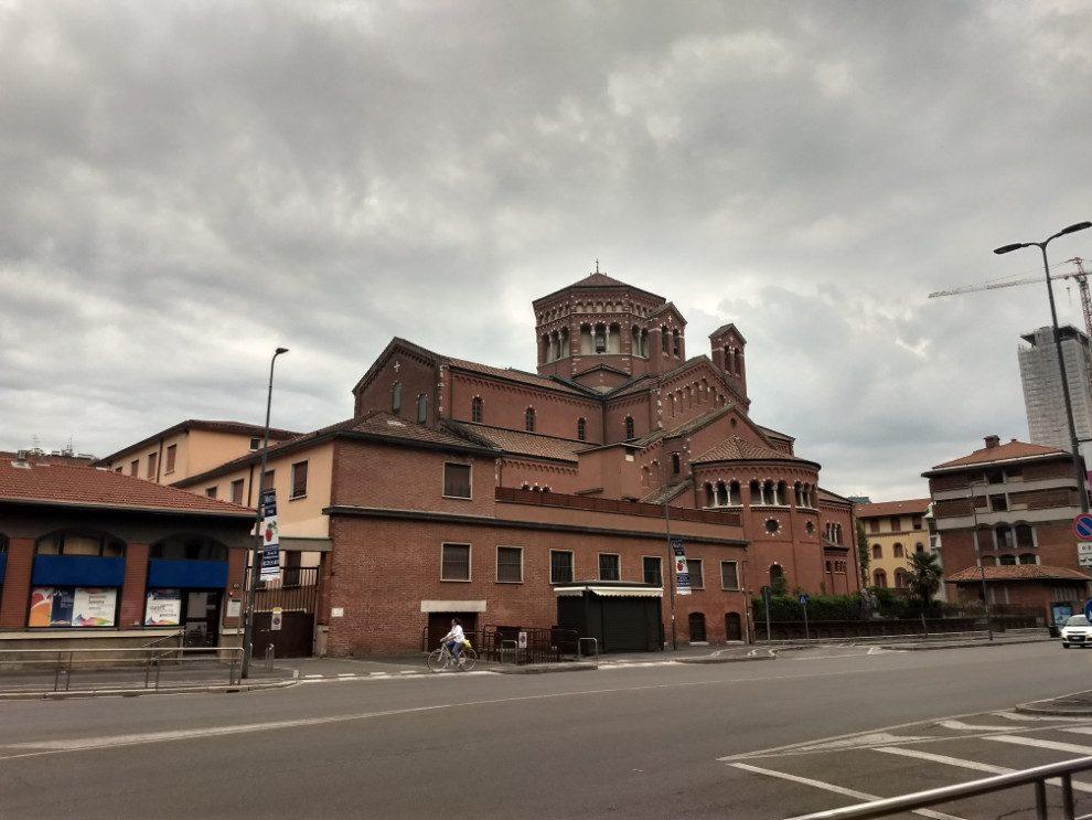Milano – Parrocchia di S. Agostino