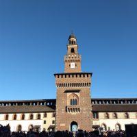 Milano – Castello Sforzesco